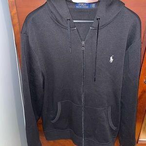 Ralph Lauren polo full zip hoodie